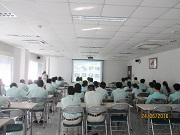 Environment protection training for employees